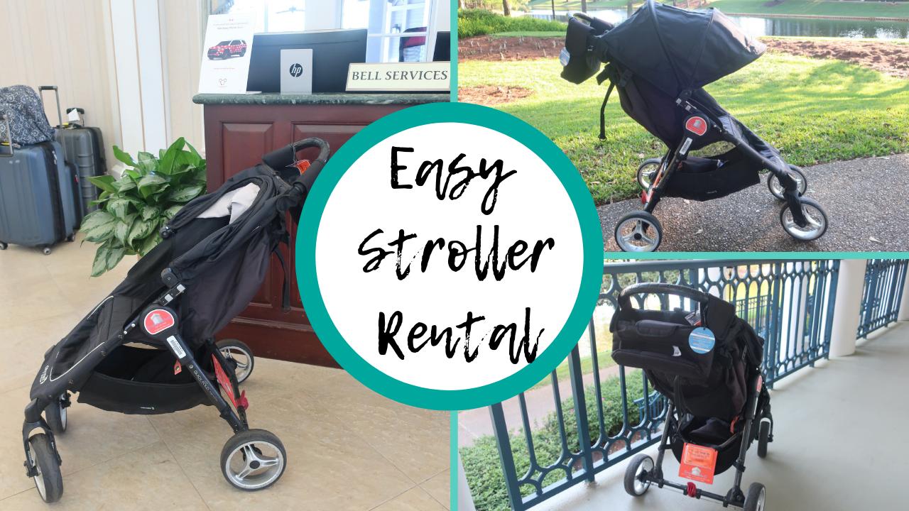 Easy Stroller Rental
