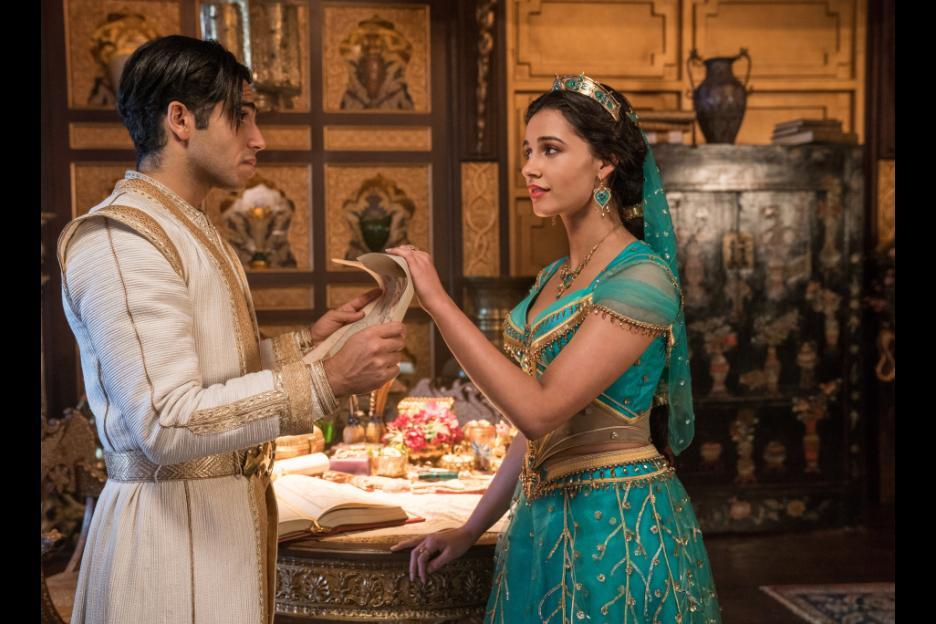 Disney's Aladdin Live Action Movie