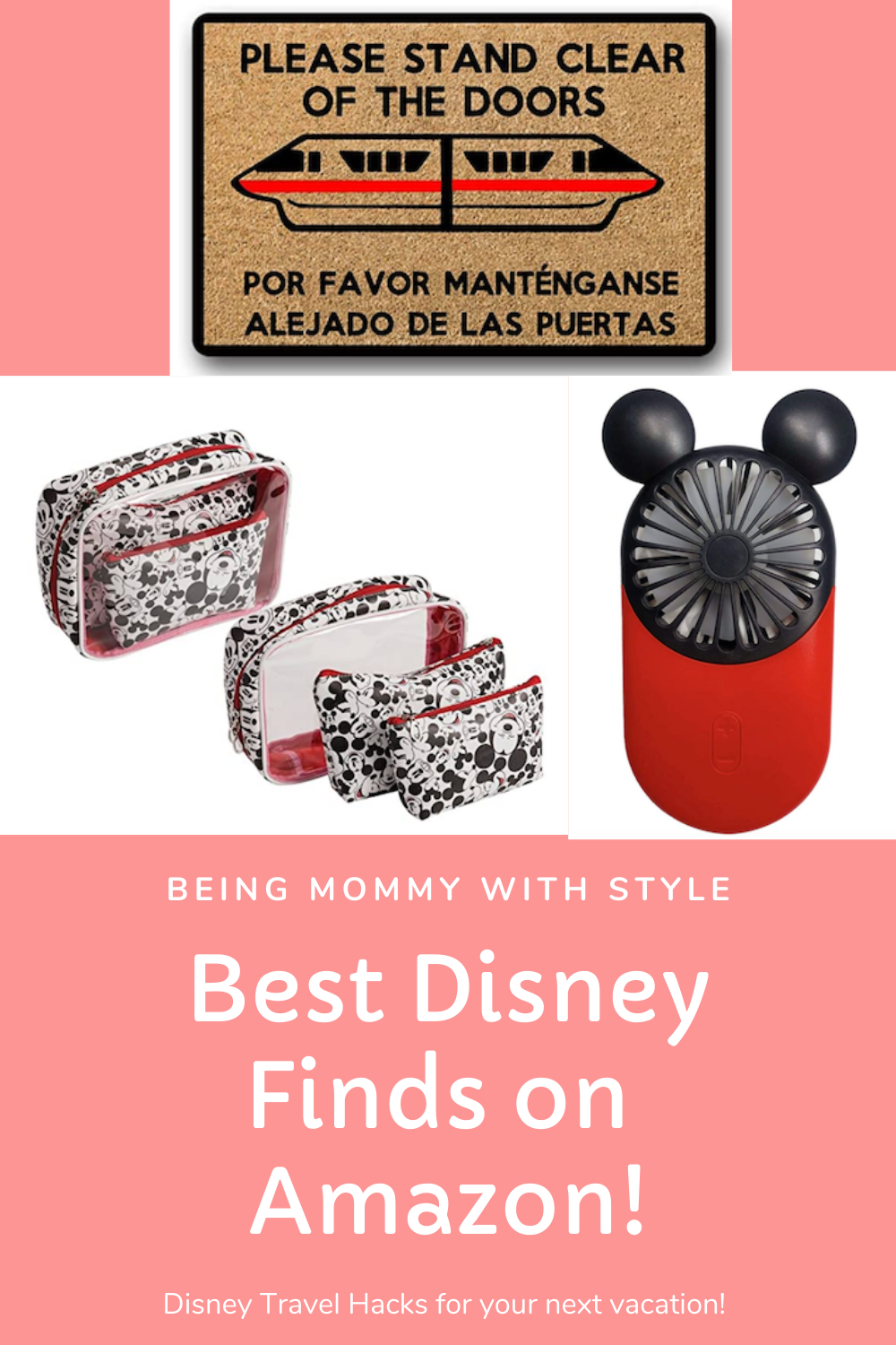 Best Disney Finds on Amazon - PIN