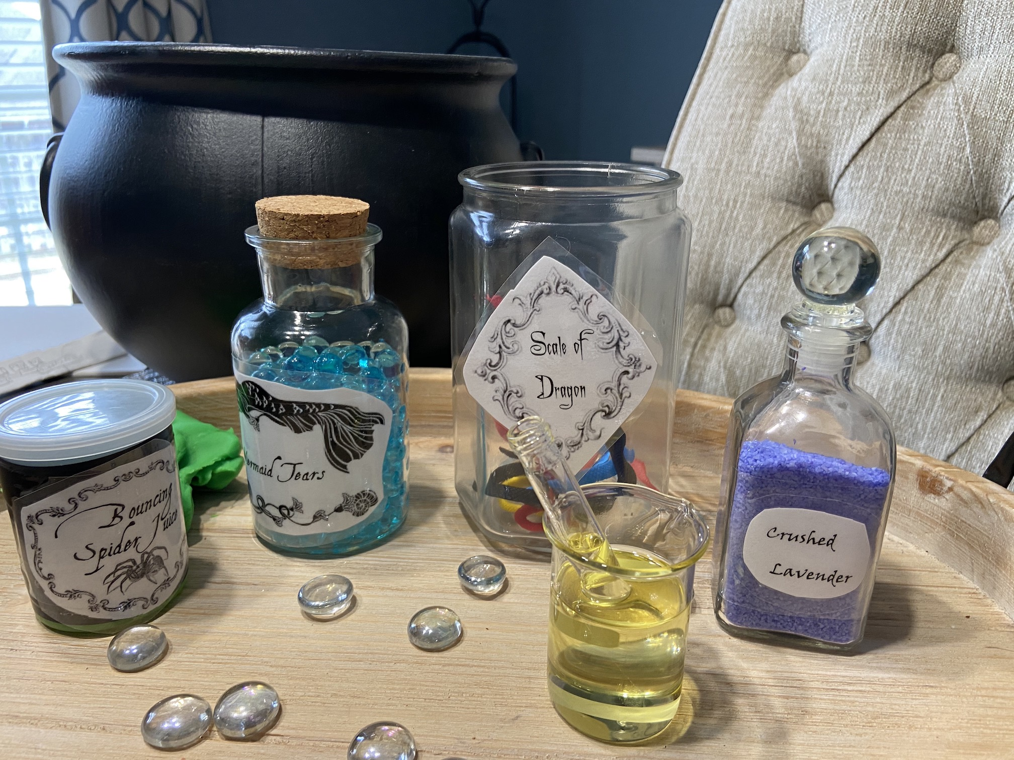 Potions Class - Harry Potter Movie Party