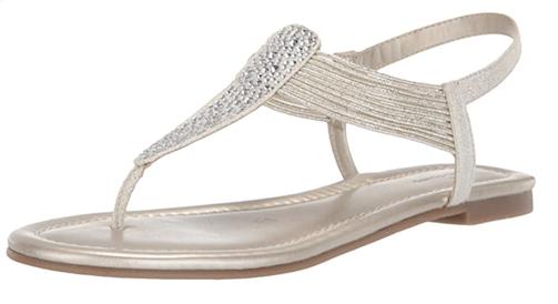Amazon Fashion - Jeweled Sandals