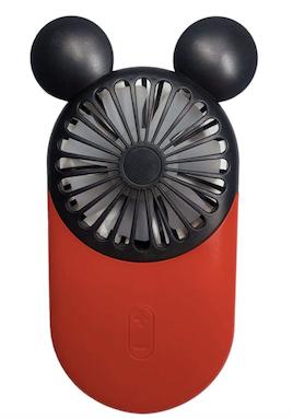 Mickey Themed Fan