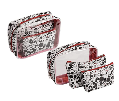 Mickey Cosmetic Cases