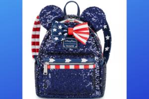 Shop Disney Patriotic Header