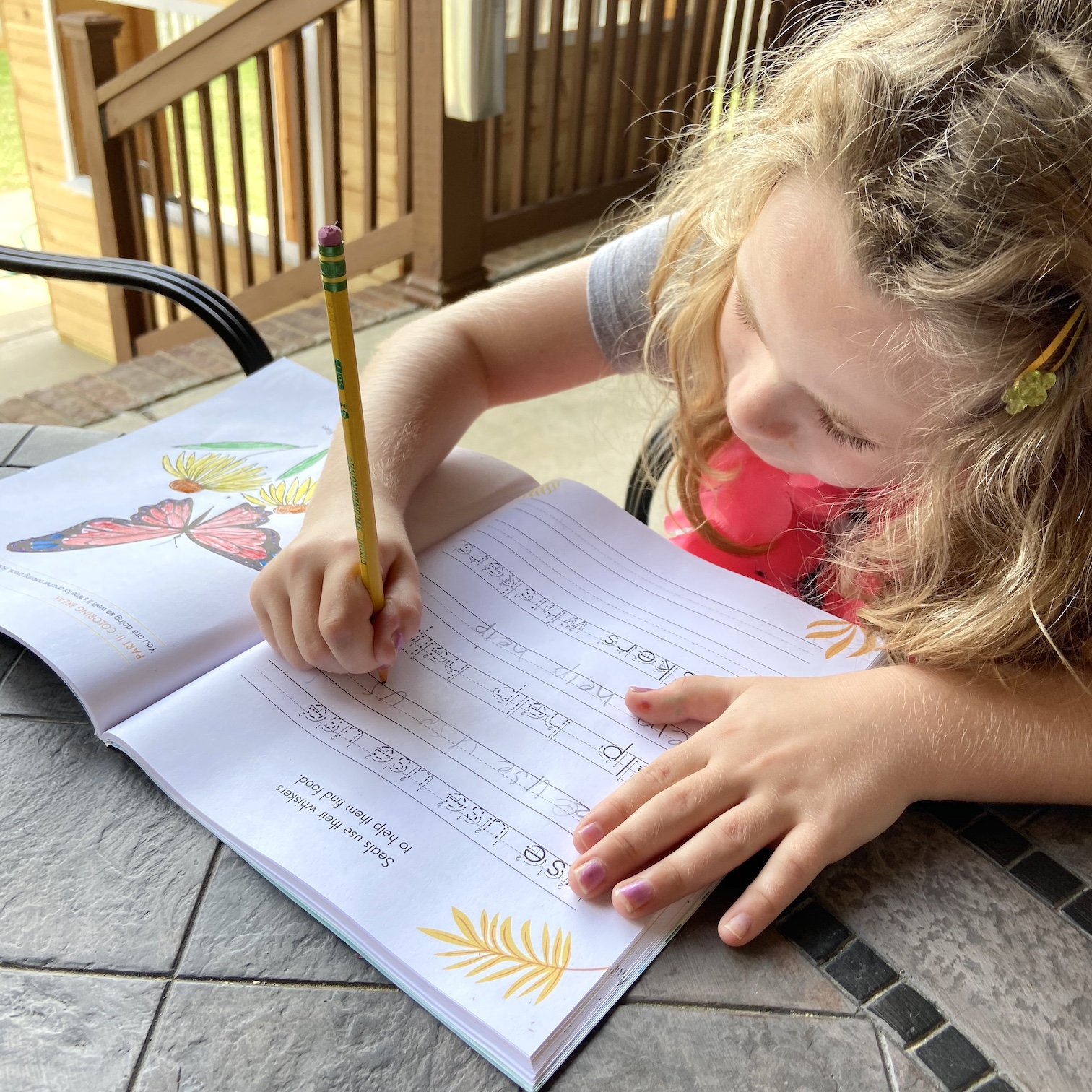 Natalie Summer Learning