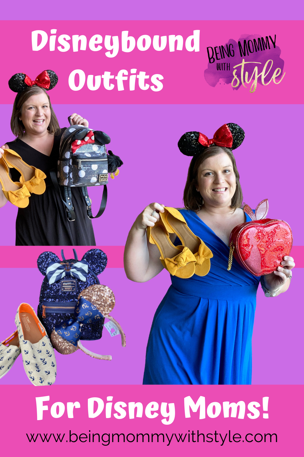Disneybound Outfits - Pin This