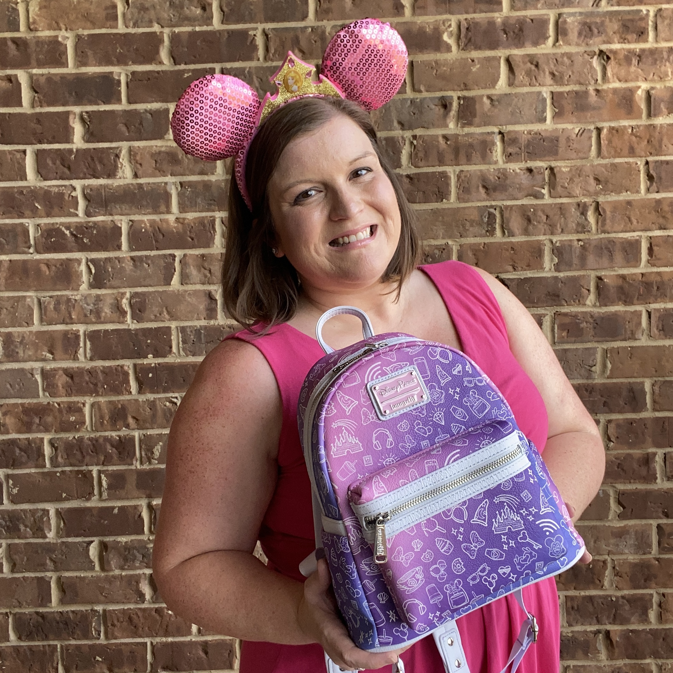 Pink Disney Dress