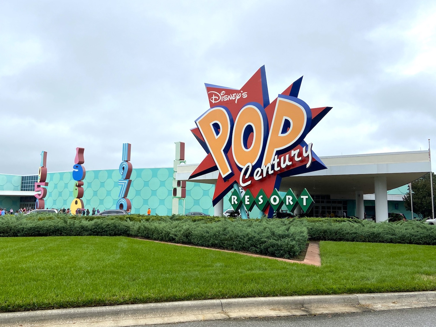 Pop Century Resort - What Did We Think?