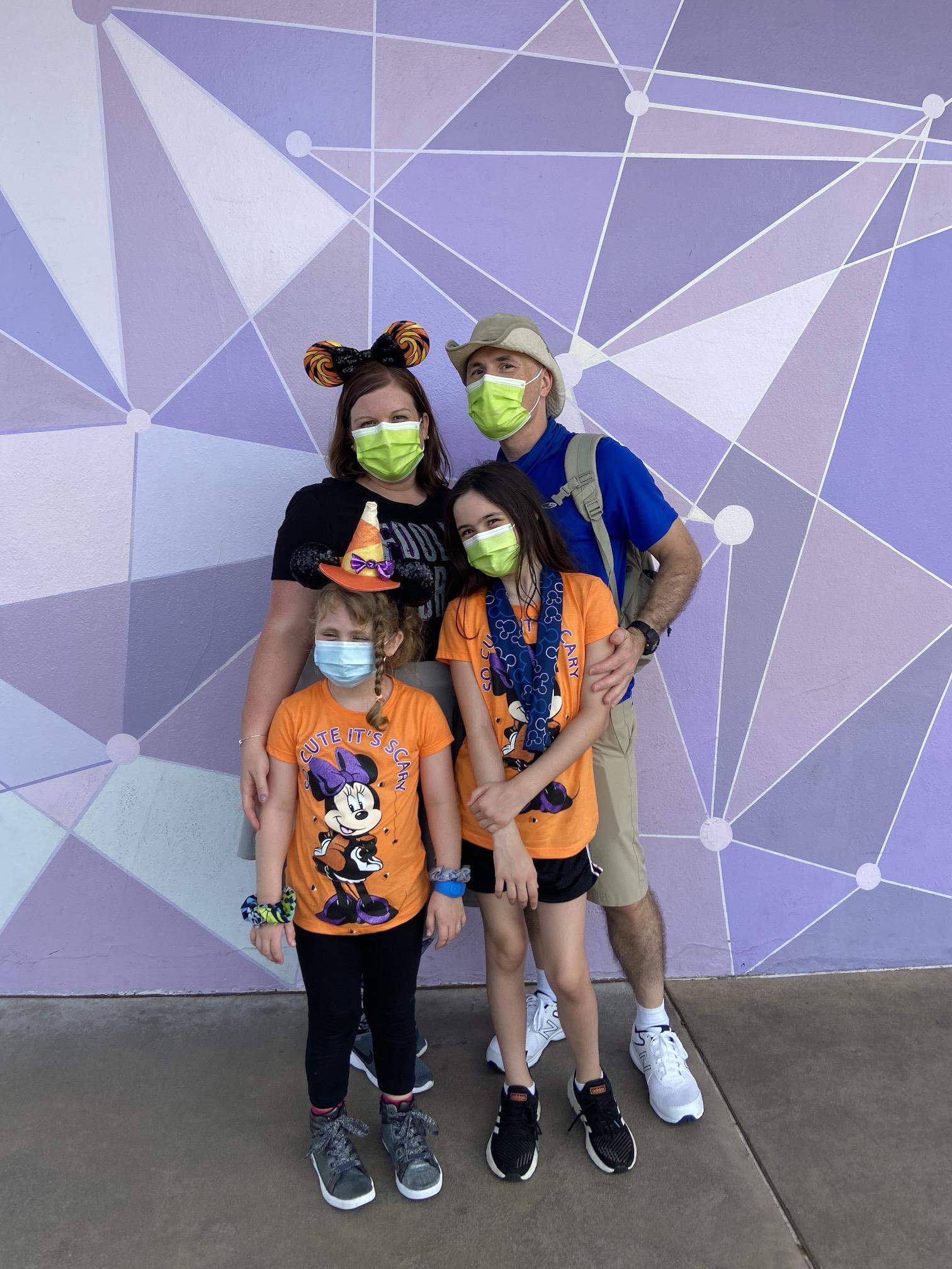 Happy Disney Family