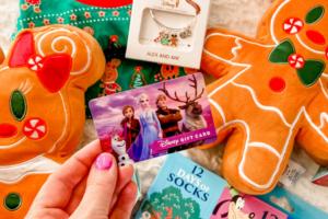 Shop Disney Card Feature