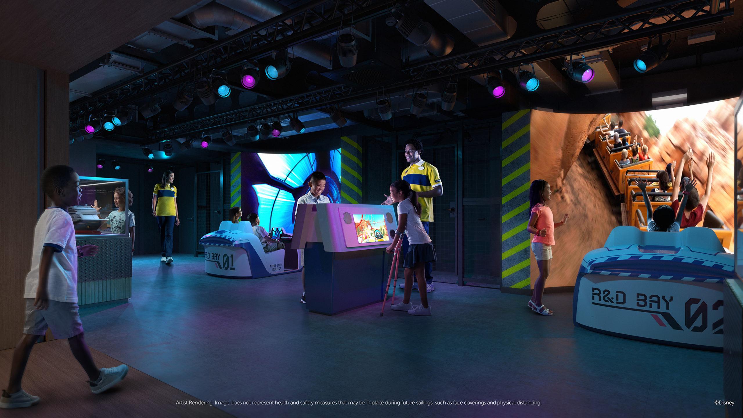 Disney-Wish-Disneys-Oceaneer-Club-Walt-Disney-Imagineering-Lab-scaled