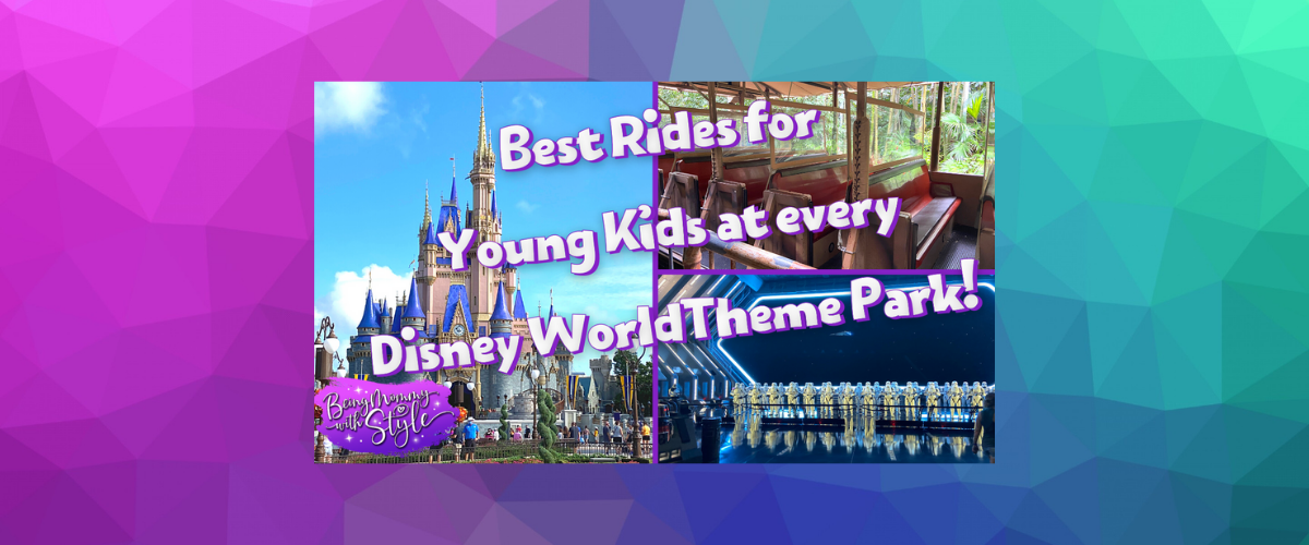 Best RIDES for Young Kids in Every Disney World Theme Park