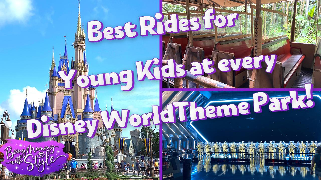 Version 2 Disney Rides